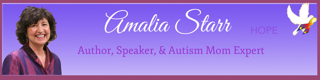 Amalia Starr - Autism & Special Needs Speaker, Author, Mother, Coach, & Autism Mom Expert